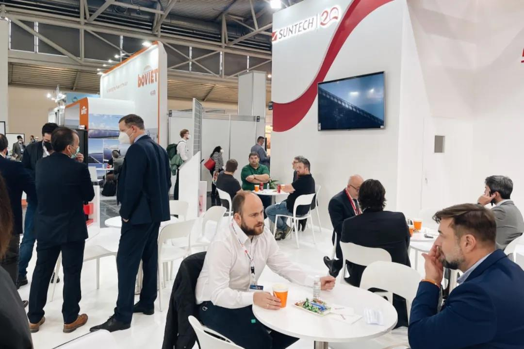 尚德如约出席2021年德国慕尼黑国际太阳能展 TOPCon全黑组件产品新品展出